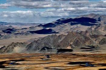 Западная Монголия. Окрестности Улгея.