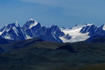 Западная Монголия. Табын Богда Оло.