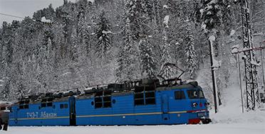 Поднебесные Зубья. сибирская тайга, станция Лужба, экспедиция по сибирской тайге, лыжный тур в сибирь