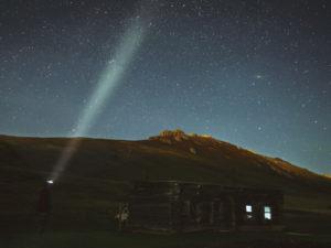 Ночь на Бугузунских источниках