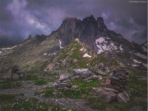 Ергаки, горы