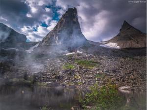 Ергаки, гора Парабола