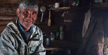 Эвенки, Сибирь. Экспедиция по БАМу.