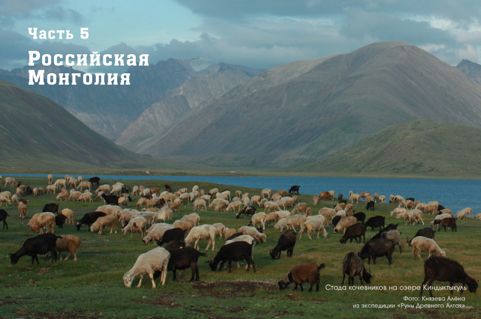 Киндыктыкуль, Горный Алтай
