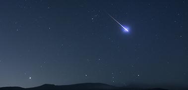 Обсерватория на Кавказе :: Гемениды, декабрь