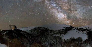 Sky Expeditions, ночь над Архызом