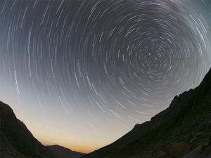 Обсерватория на Кавказе :: Звездное небо