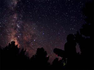 Обсерватория на Кавказе :: астрофотография