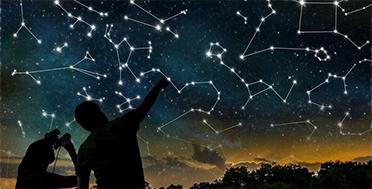 Наблюдения за созвездиями