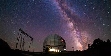 Астрономический туризм, обсерватория в Архызе, БТА Млечный путь