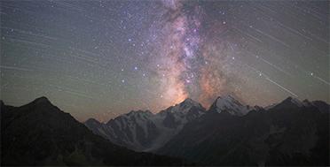Астрономический туризм, обсерватория на Кавказе, самое темное небо Европы