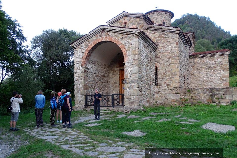 Карачаево-Черкесия, Аланские храмы