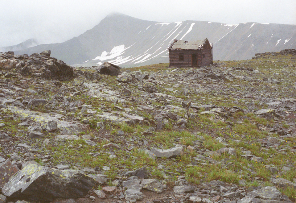 Рудник Кокколь, склад взрывчатых веществ