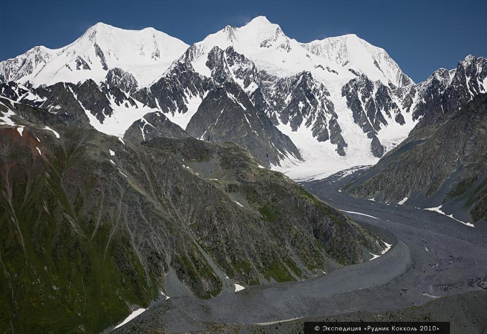 Восточный Казахстан, вид на Белуху