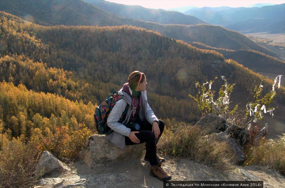 Золотая осень в Горном Алтае