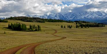 Алтай в июне, Северо-Чуйский хребет