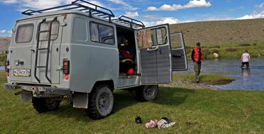 Алтай в июне, дорога на Бугузун