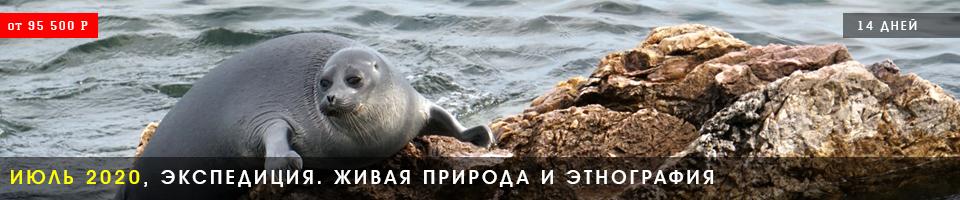 Экспедиция вокруг Байкала