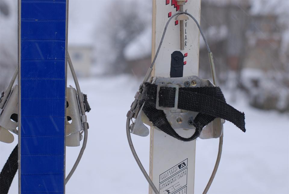 Лыжи для зимних походов