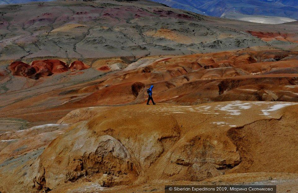 Марсианские пейзажи Горного Алтая, Марс-3