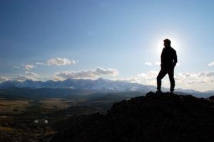 Северо-Чуйский хребет в сентябре, Горный Алтай